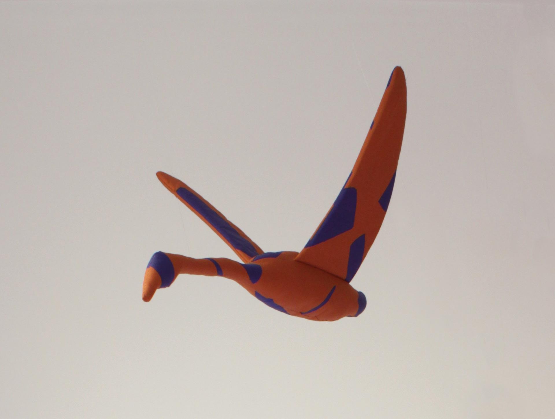 Swan S rustbrown | blue